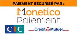 Monetico Paiement CIC